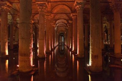 Cisternas de Yerebatán